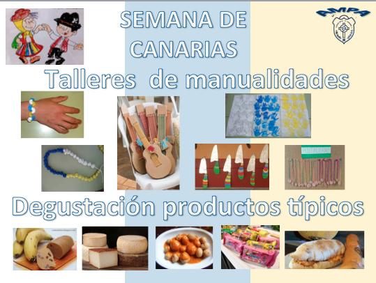 Cartel día de Canarias